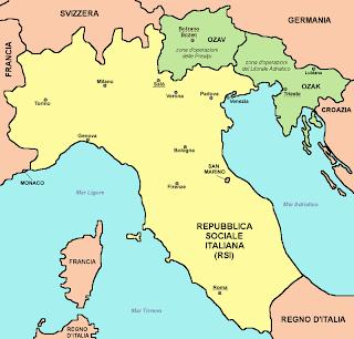 Dalmazia Italiana Cartina.Tag Foibe Sollevazione