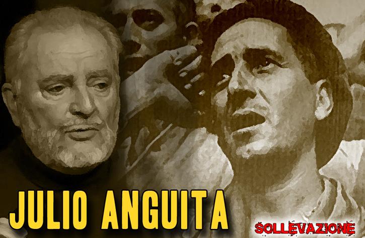 Julio Anguita ci ha lasciati. Il dolore e la rabbia