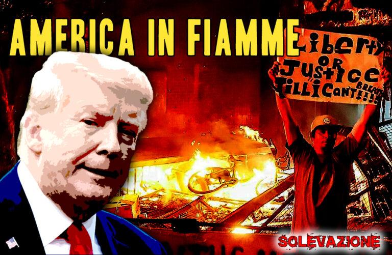 Sulle rivolte che scuotono gli Stati Uniti