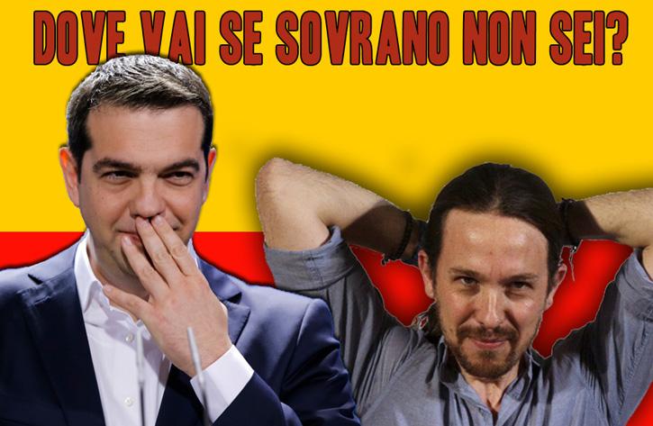 Spagna: la garrota dell'Unione europea