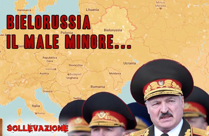 Bielorussia: sostenere Lukashenko?