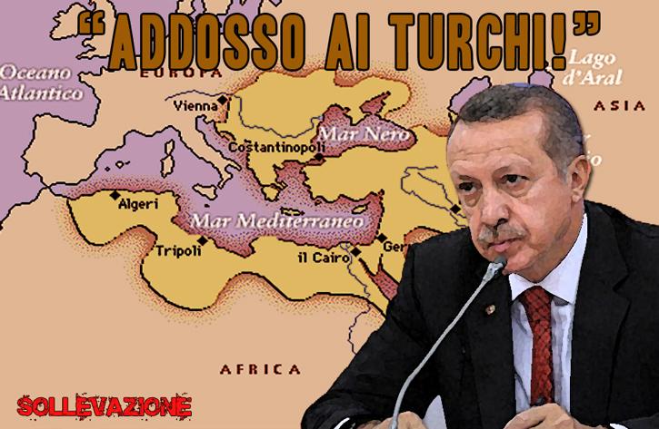 Erdogan e il mito della politica neo-ottomana