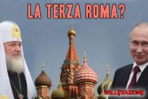 IL DESTINO DELLA RUSSIA E LA CHIESA CATTOLICA  di Moreno Pasquinelli