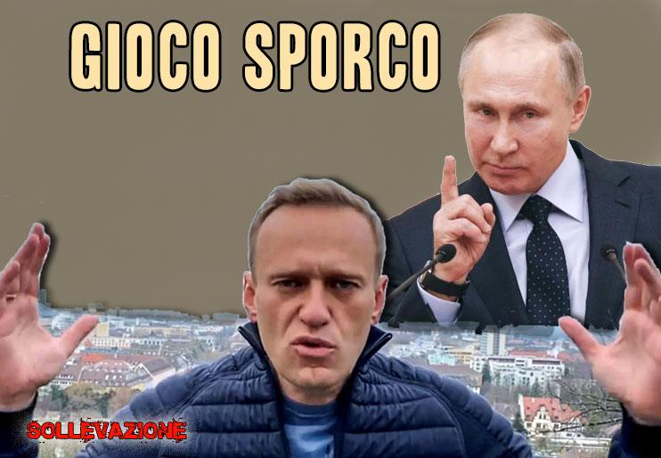 Cosa vuole Navalny? Chi c'è dietro?