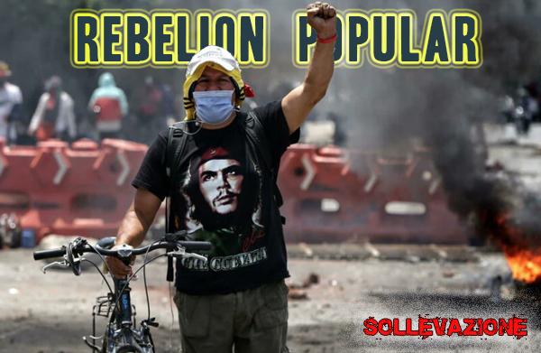 La Palestina, la Colombia, l'Italia